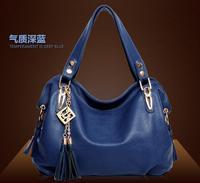 Free shipping New Arrived Women Genuine Leather Handbag For Women Messenger bag Shoulder bag Women casual bags