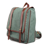 New Fashion Canvas School Backpack Mochila Bag Free Shipping