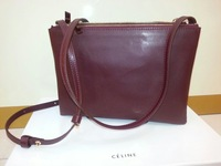 Messenger Bag real leather fashion bag /lady bag