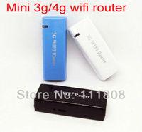 Wholesale 10pcs/lot Portable Mini Wireless wifi Router 3G 4G Hotspot 150Mbps Wifi Hotspot support 3G USB modems