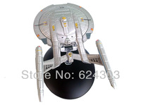 Brand New & Free Shipping Star Trek Mini Spaceship metal Model Toy # 4  Packaging