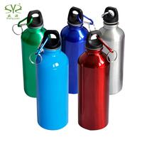 Free Shipping outdoor water bottle aluminum sports bottle water kettle insulation 500ml ride kettle 69g