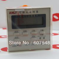 ANLY WEEKLY PROGRAMMABLE TIMER APT-6SB LCD Display NIB
