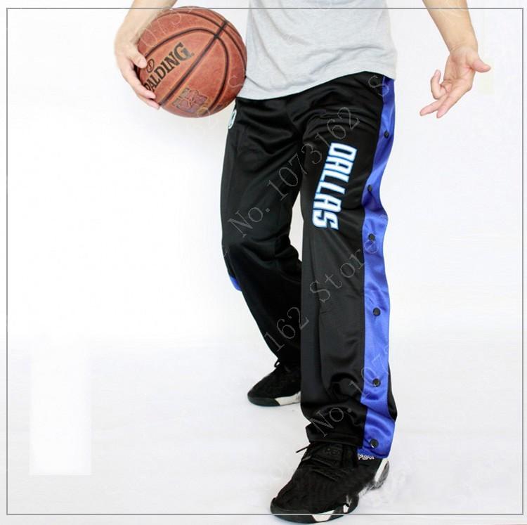 Buckle Pants For Men Men's Basketball Pants