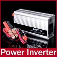 12V to 220V Auto Car Modified Sine Wave Power Inverter Converter Charger USB Car Cigarette Lighter for Notebook Laptop Adapter