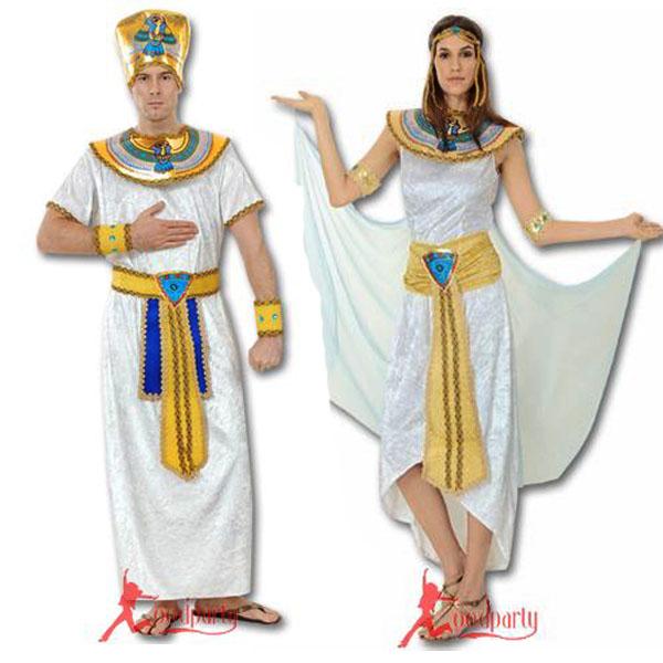 Roman Couples Halloween Costumes