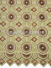Austrial Creme online Círculo Padrão 5 Lace Cotton Yards Tecidos aniversário 75359-03(China (Mainland))