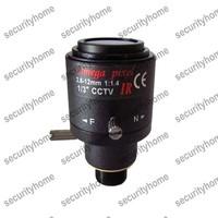 New Security Lens 1/3'' 2.8mm-12mm MTV Manual Zoom Manual Focal CCTV Camera Lens