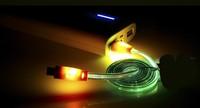 Mini LED light micro usb cable free shipping