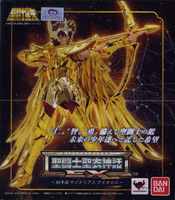 Cloth myth BANDAI Ex gold second-hand nine into new