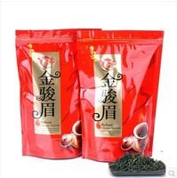 Free shipping Organic 500g Eyebrow tea, jin jun mei Black mee Tea green food health chinese tea Congou black tea