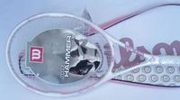 HOT !!!free shipping ! 100% brand new Women's tennis racket women's tennis racket casual fitness tennis racket ,1 pcs price