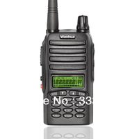 Professional FM Transceiver W6600 with 99 Channels,CTCSS/DCS,LCD Dispaly,Energy Saving Automatically, SOS/Monitor Function