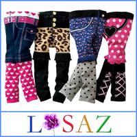 Kid Winter Cartoon PP Pants Busha Baby Tights Autumn Unisex Baby Leggings Infant Trousers Baby Clothing 2pcs/Lot
