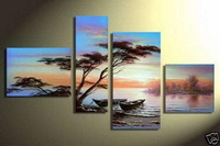 pop Wholesale Picture Decoration HAND PAINTED Modern Abstract wall Art Classical Home decor Gifts Canvas oil painting Cheap 37