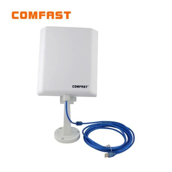 High power adapter Radar multifunction comfast CF-N10 wifi antenna outdoor waterproof 150Mbps wireless usb(China (Mainland))