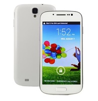 High Quality! MTK6572 Perfect 1:1 Root Galaxy I9500 S4 SIV Android4.2 Smart Mobile Phones Wifi GPS 4.8 Capacitive Screen