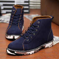 Wholesale England men's high shoes men shoes tide male boots tooling tide Martin boots