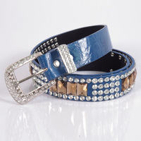 2013 women's rhinestone strap Women diamond full rhinestone fashion women's belt 0890