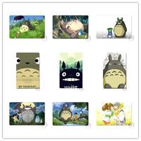 Cartoon cartoon sticker meal card bus card decoration sticker totoro