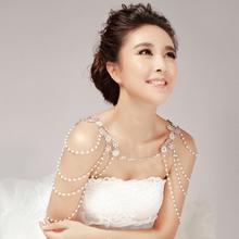 wholesale pearl bra strap