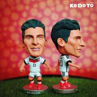KODOTO 23# GOMEZ (DEU) 2014 World Cup Soccer Doll