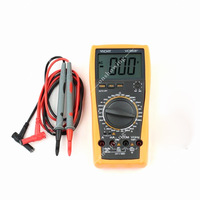 Mouse over image to zoom Details about  VICHY VC9808+ Digital Multimeter Inductance Res Cap Freq Temp DCV/A ACV/A B0208