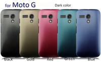 Original Dark Color Case for MOTO G Phone+ Free Screen Film+ Free Ship!
