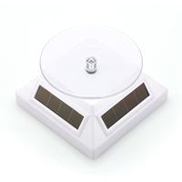 Free shipping,Solar showcase light swivel plate bracelet mobile phone electronic jewelry crafts jewelry display rack