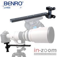 Benro LH400 Long Lens Bracket for H Series Video Head QR Plate LH-400 *Free shipping