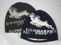 Free shipping Winter SKI Sports Stretch Knit Beanie mercerized cotton Hat Cap DG3
