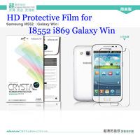 Nillkin Screen Protectors 2pcs/Lot Matte Frosted Protective Film for Samsung I8552(Galaxy Win) i869 Screen Protectors for i8552