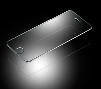 1PCS Free Shipping, Premium Real Tempered Glass Film Screen Protector for iPhone 5 5G with Retail Package, Transparent