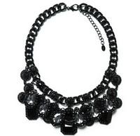 Fashion Direct Selling Seconds Kill Brand Jewelry Statement Necklaces & Pendants Wholesale Choker Chain Women 2014