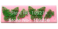 Free shipping!!1pcs Mini New Style Butterfly Hollow Bud Silk (E0039) Silicone Handmade Fondant/Cake Decorating DIY Mold