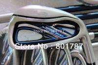 graphit regural r flex shaft golf club jpx800 irons set free shipping top quality