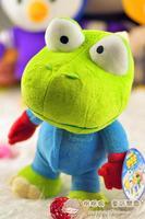 Free shipping Pororo plush toys,cute Dinosaur Crong 25cm soft toy, toys for children boys
