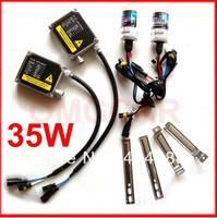 35W HID xenon kit H1 H4 H3C H3 H7 H9 H10 H11 H13 9004 9005 9006 9007 9003 HB4/FREE SHIPPING
