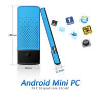 Free shipping google tv stick Quad core android Mini PC 2GB RAM 8GB ROM with Bluetooth 4.0 XBMC player