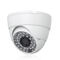 CCTVEX Indoor dome CMOS Color 480TVL CCTV security camera long range 48  LED to 25M 8mm lens CCTV surveillance S06QW8