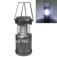 Durable Plastic Multi Purpose 30 LED Camping Stretch Lantern