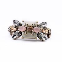 2014 New Vintage Flower Charm Bracelet Design Bracelet  Free Shipping (Min Order $20 Can Mix)