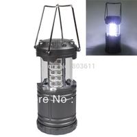 Durable Plastic Multi Purpose 30 LED Camping Stretch Lantern