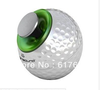 Hot selling, GOLF VIBRATION SPEAKER with phone answering, super deeper bass, free shipping !