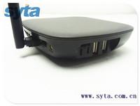 Quad Core Andrid Tv box Allwinner A31S A7 1.0GHz, DDR 3 1G+NAND 8G 2M camera
