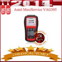 New 2014 Autel MaxiService VAG505 Scan Tool Diagnostic OBDII Code Reader VAG505  Tools Electric obd2 Auto Diagnostic Tool
