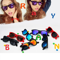 Coloful Polarized 2140 High Quality Retro Unisex Color Mirror Sunglasses Designer Women Glass G15 Lens Original Leather Box