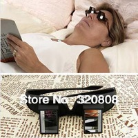 Free Shipping Hot Sale Lie Down Liansan Lazy Glasses