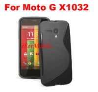 Soft Case Mobile Phone Case S Line TPU Skin Case Back Cover  For Motorola Moto G X1032