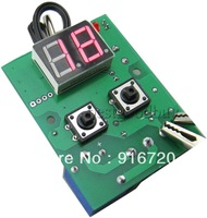DC 12V heating cooling Thermostat Temperature Controller temp Thermometer
